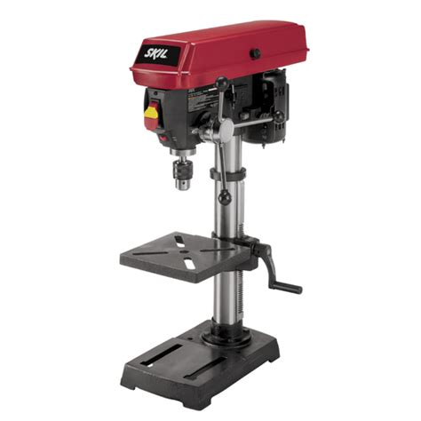 Table Drill Press by A Bench Top Drill Press Into A Floor Model Drill