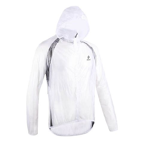 Thin Waterproof Windproof Cycling Coat