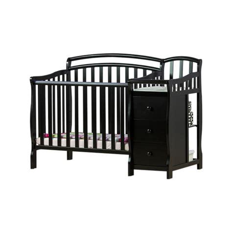 Ellis Crib N Changer Combo by Milan Crib N Changer Combo Baby Crib Design