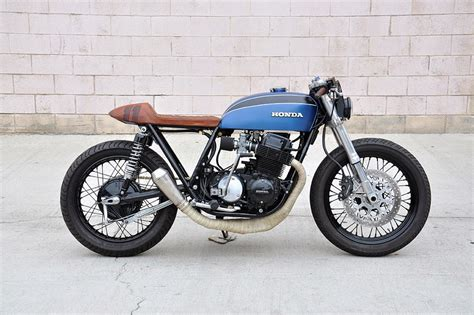 Handmade Cafe - cafe racer special honda cb 750 four custom build