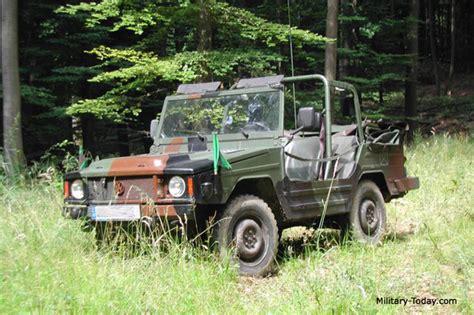 vw vehicles volkswagen iltis light utility vehicle today
