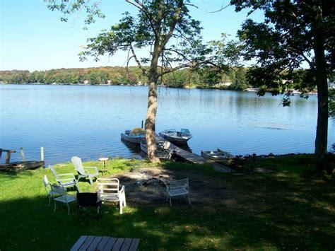newton lake boat rental lake newton pocono mt endless mts water front vrbo