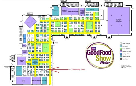 nec birmingham floor plan nec floor plan