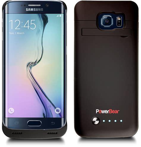 powerbear 174 samsung galaxy s6 edge battery energy series protective e ebay