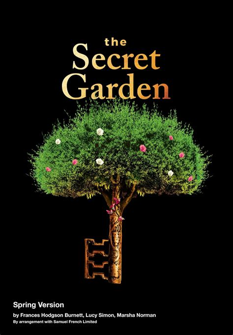 The Secret Garden Broadway by The Secret Garden The Ambassadors Theatre The Gizzle
