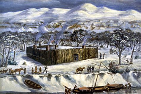 what challenges did lewis and clark what was the weather like during the expedition s winter