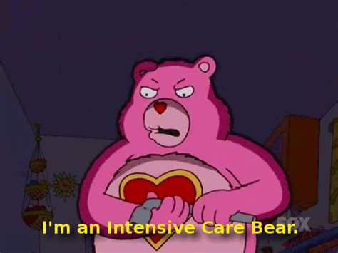 Care Bear Meme - care bears the simpsons know your meme