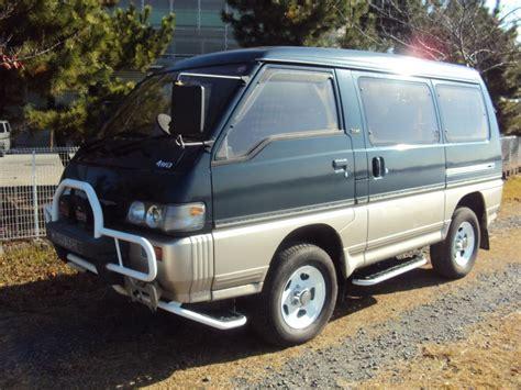 mitsubishi delica parts mitsubishi delica 1992 used for sale