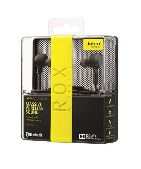 Promo Jabra Rox Wireless Bluetooth Stereo Earbuds Black Ts908 jabra rox wireless review rockin headphones