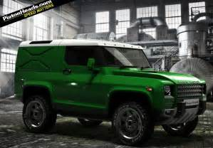 land rover defender 2015 page 5