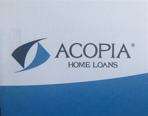 acopia home loans mortgage brokers 405 rehoboth ave
