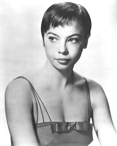 Leslie Caron Photograph by Silver Screen