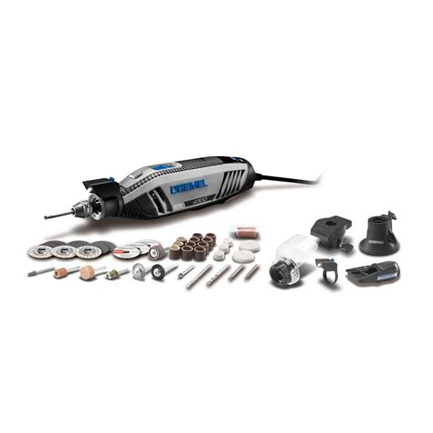 Dremel 4300 Series 1 8 Amp Corded Variable Speed Rotary