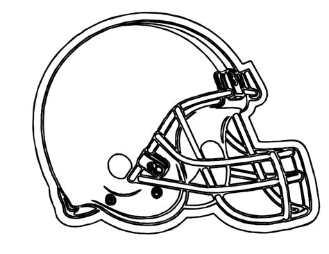 nfl football helmets coloring pages az coloring pages free coloring pages of browns helmet