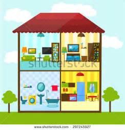 house cross section house cross section stock vectors vector clip art shutterstock