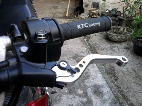 Grip Kitaco Variasi Motor modif satria fu harian keren mortech panduan