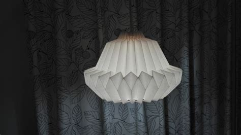 Folded Paper Light Shade - folding paper l shade purchasing souring ecvv