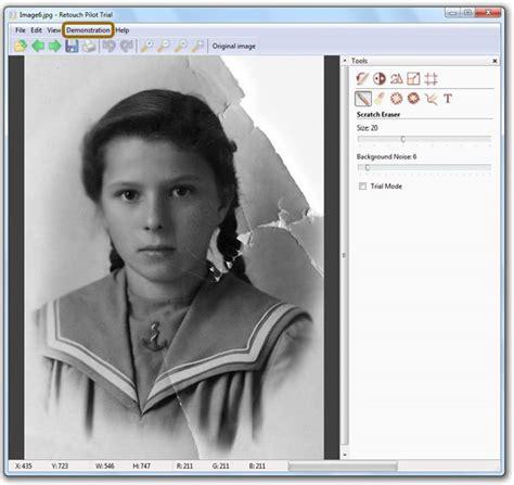 reparar imagenes jpg corruptas reparar im 225 genes y fotograf 237 as viejas con retouch pilot