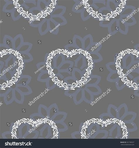 pattern the human abstract valentines day human heart love background stock vector