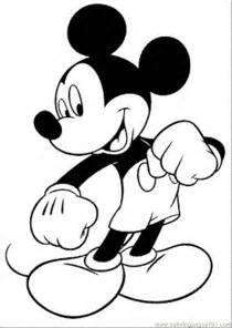 mickey mouse free coloring pages coloring