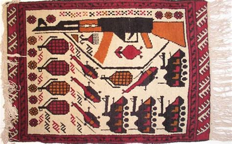 wars wa rug afghan weavers are putting images of drones on their rugs as a form of silent protest