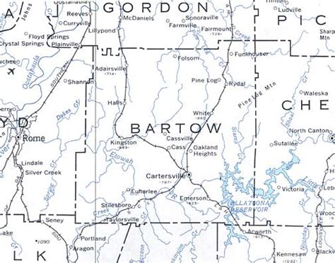 Bartow County Records Bartow County Images