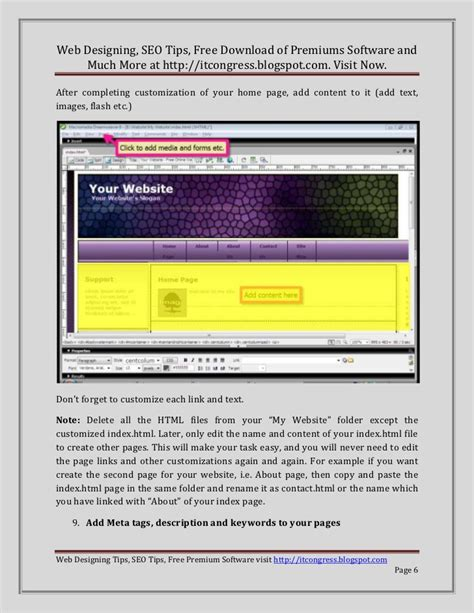 tutorial on web design for beginners web designing tutorial for beginners