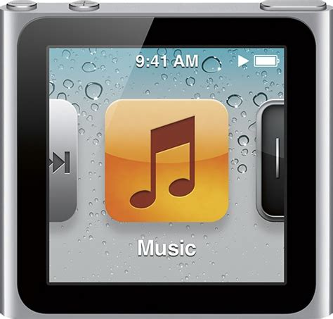 Best Buys Apple Ipod Nano And Chocolate Gift Set For Mothers Day by Apple Ipod Nano 8gb Mp3 Player 6th Generation Silver