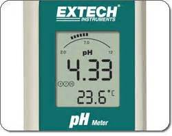 Extech Ph100 Exstik Ph Meter With Flat Surface Electrode soil testing equipment for sale equipment for sale