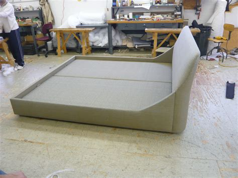 custom made headboards upholstered custom made upholstered beds and headboards from also curved platform bed interalle