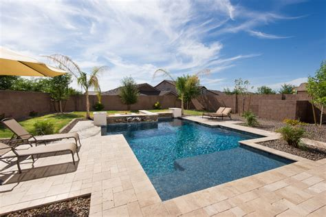 Home Decor Phoenix Az by Best Contemporary Pool Phoenix By California Pools