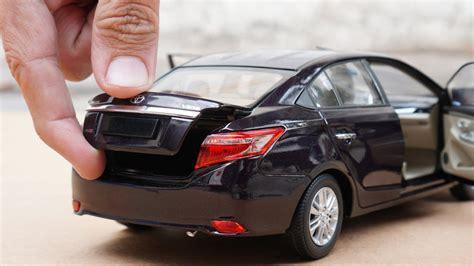Miniatur Diecast Yaris Skala 1 60 unboxing of toyota vios 2017 toyota belta yaris sedan