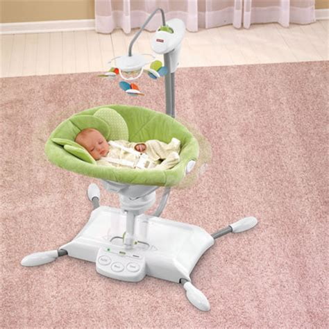 modern baby swing i glide cradle is an innovative baby swing giving maximum