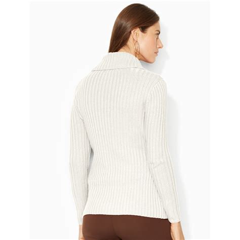 cable knit shawl lyst ralph cable knit shawl cardigan in