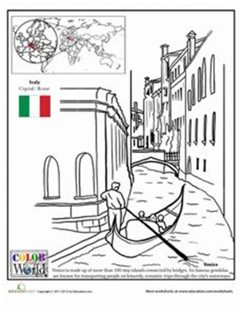 christmas in italy for kids coloring page pinterest 1000 images about for v arts crafts for children to learn about countries on