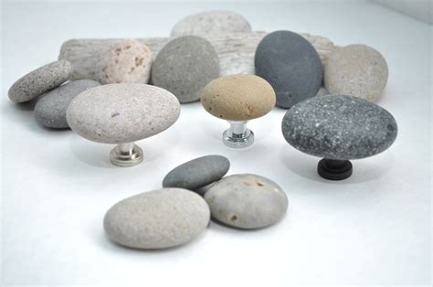 Rock Cabinet Knobs by And River Rock Cabinet Knobs Pulls Contact Me Directly