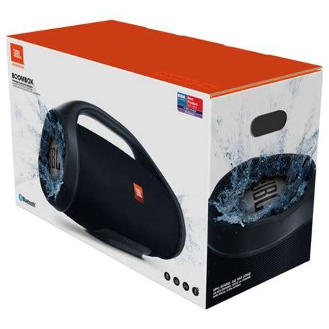 Box Speaker Jbl buy jbl boombox portable bluetooth speaker black in dubai
