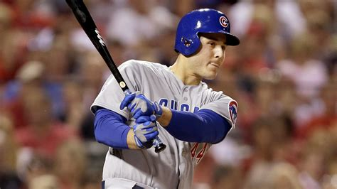 anthony rizzo stats rotowire baseball cubs baseman anthony rizzo s two strike approach