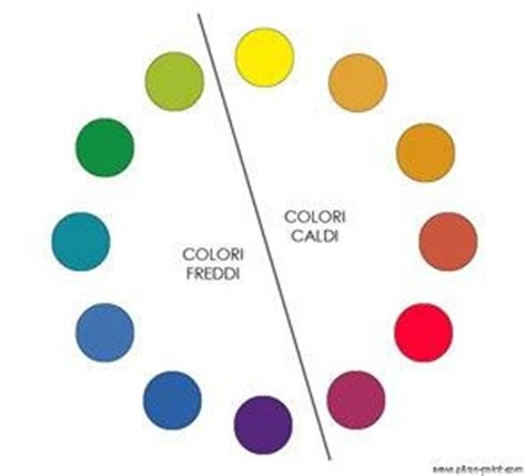I Colori Freddi by Monicolour Colori Caldi Colori Freddi