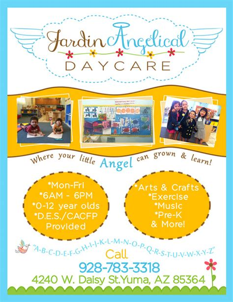 daycare flyers templates free daycare flyer template 27 free psd ai vector eps