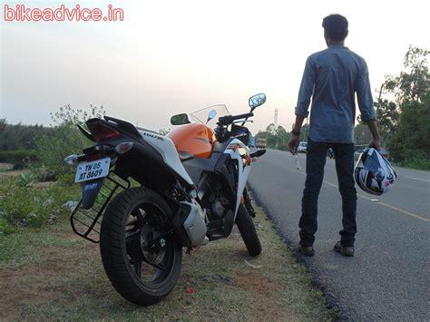 cbr 150r bike mileage user review honda cbr150r pros cons mileage details