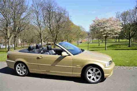 bmw ci convertible  miles full service history fully