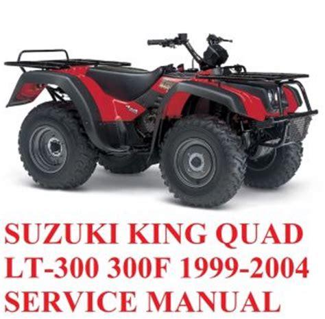 1995 Suzuki King 300 Suzuki King 300 1991 1992 1993 1994 1995 1996 1997