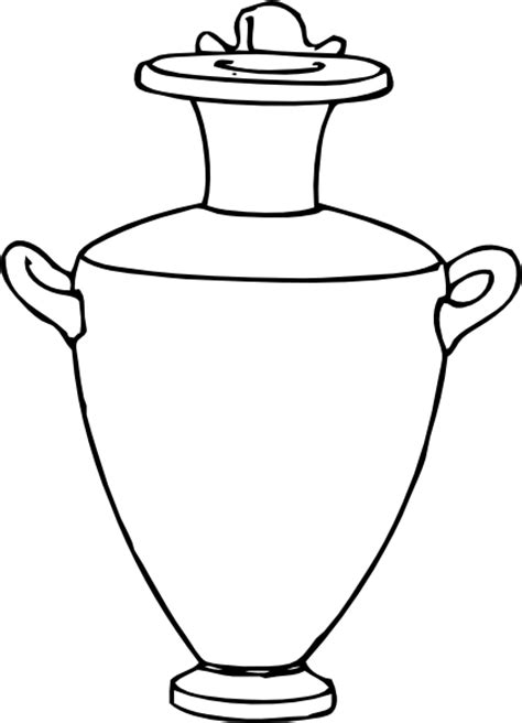 Vase Template by Vase Template Cliparts Co