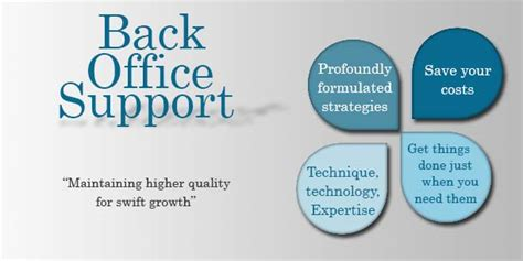 Back Office by Emenac Inc Services One Step Ahead
