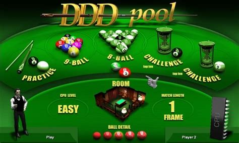full version pc small games free download ddd pool pc game free download full version