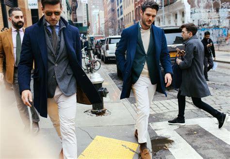 tragen herren den dresscode business casual knigge und