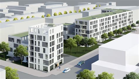 wohnungen berlin adlershof richtfest f 252 r wohnprojekt mit 121 wohnungen