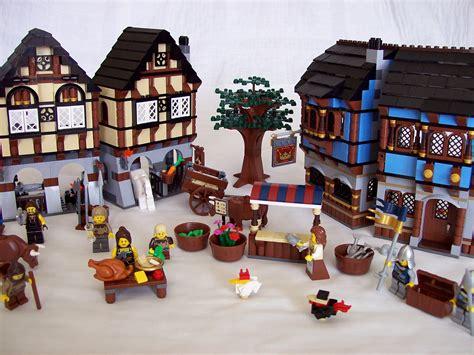 Lego 10193 Market books bones bricks and bullets lego set review 10193