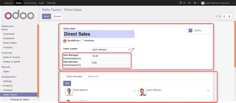 Sales Commission By Sales Invoice Payment Odoo Apps | sales commission by sales invoice payment odoo apps